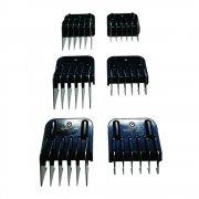Kit Pentes Adaptadores Inox A8S Precision Edge - 6 peças